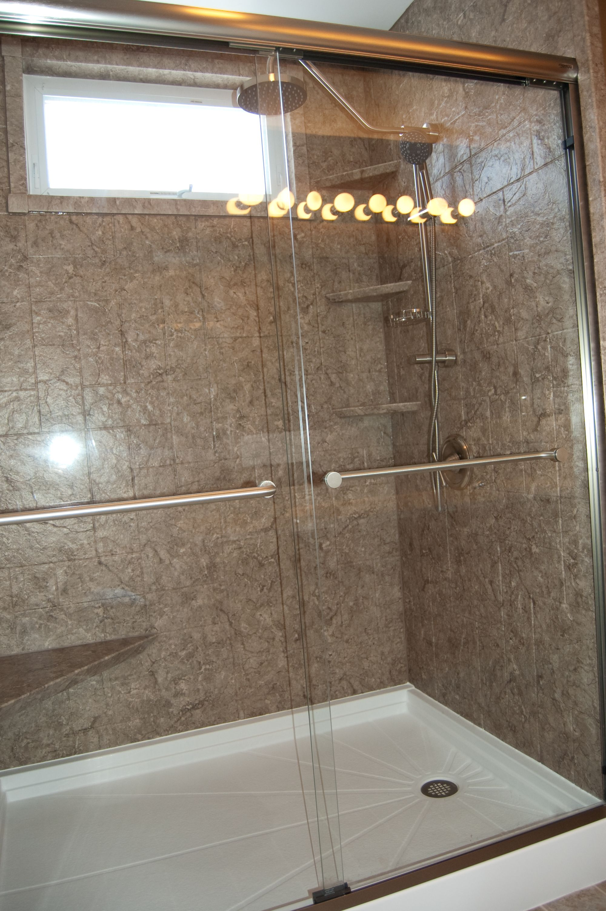 New Shower Installed By Rainbow Bath Our Company Will Come Out And Give