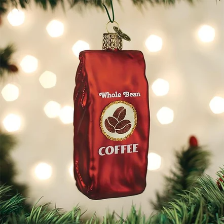 Coffee Old World Christmas In 2020 Christmas Coffee Coffee Beans Old World Christmas
