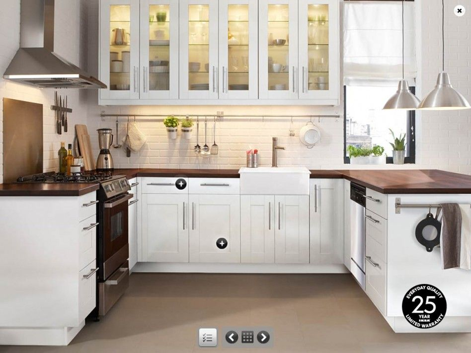 kitchen design ideas ikeasarkemnet - Ikea Kitchen Design Ideas