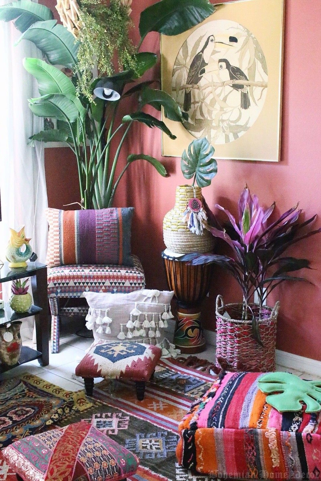 Boost Your Bohemian Home Decor With These Tips