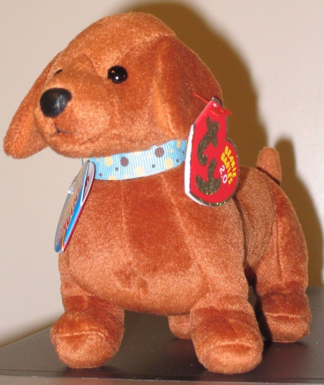Current 165959  Ty 2.0 Beanie Baby ~ Frank The Dachshund Dog ~ New With  Tags ~ Unused Code -  BUY IT NOW ONLY   17.9 on eBay! 81d32834445