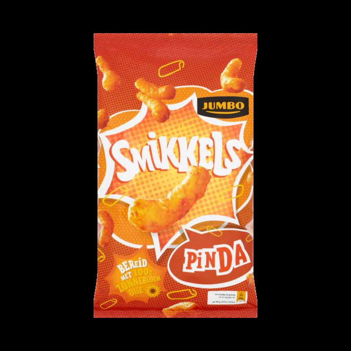 Jumbo BBQ Smikkels 110g Chips