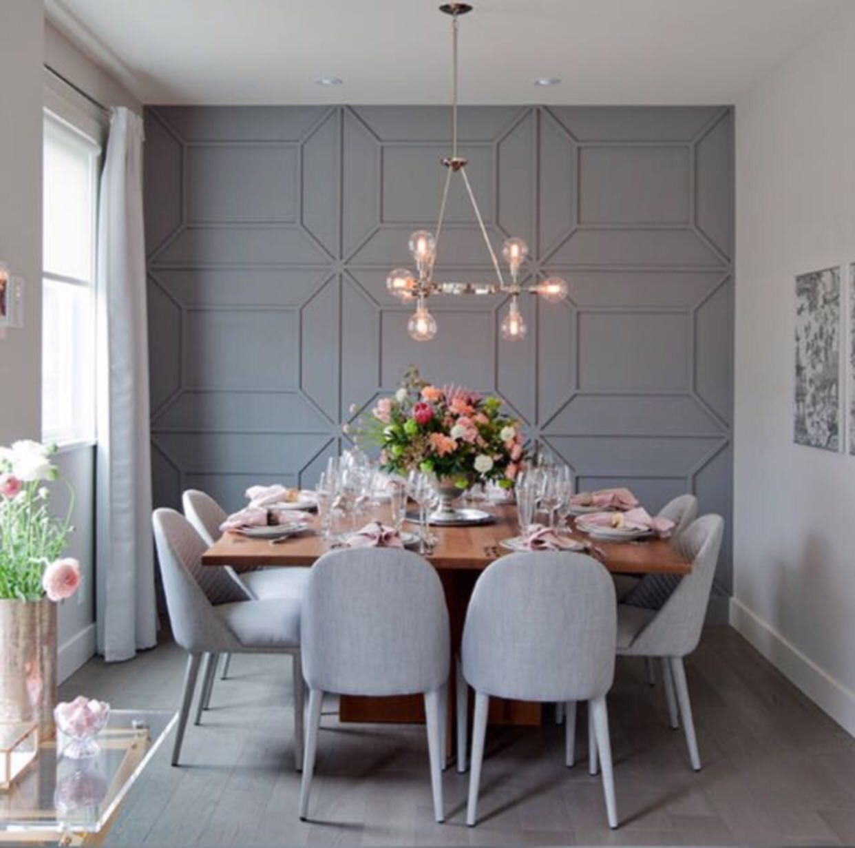 32 Stylish Dining Room Ideas To Impress Your Dinner Guests