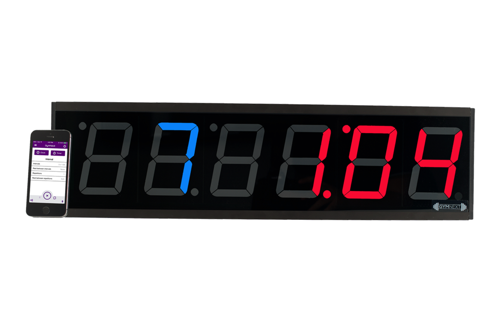 Flex Timer Gym Edition in 2020 Timer, Interval timer