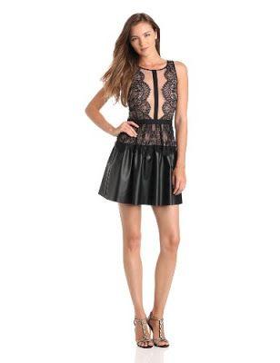 bad72768cc5 BCBGMAXAZRIA Womens Layton Lace Dress