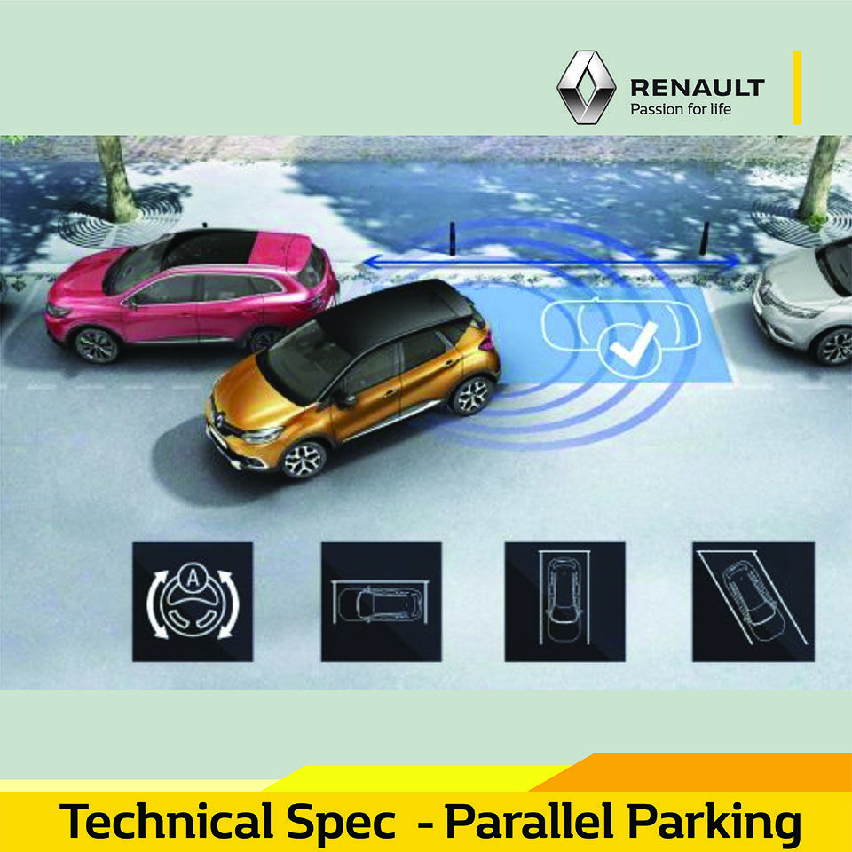 ميزة تقنية متقدمة تساعد العملاء في مواقف السيارات ذات الشكل المتوازي الأضلاع في المساحات الضيقة كما أنها تساعدك على ركن الم In 2020 Renault Commercial Vehicle Toy Car