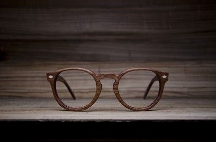 Original Handcrafted Wooden Eyewear. Made in Slovenia. Wood Stock Eng