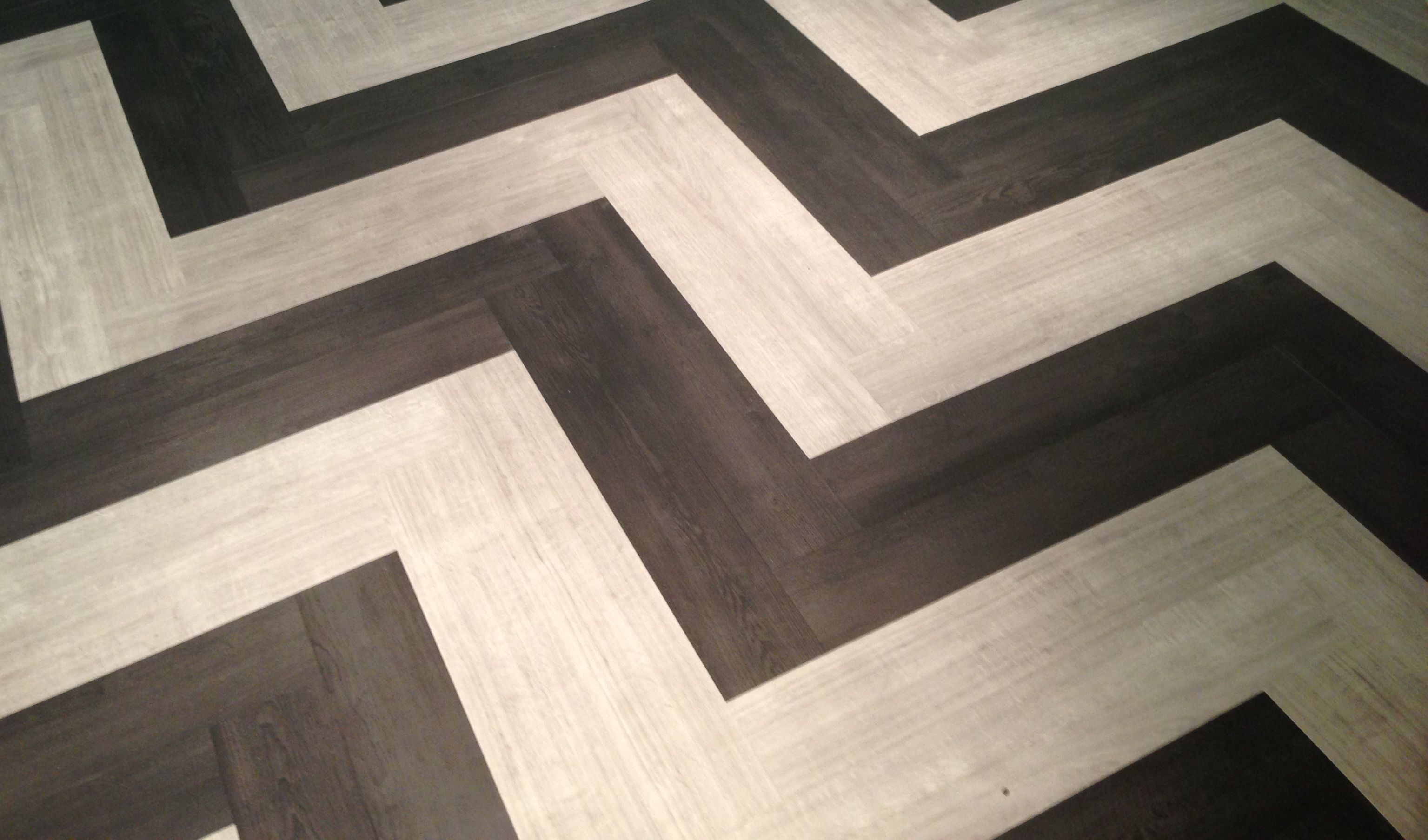 Chevron Floor Pattern Posted in What's New Laminate