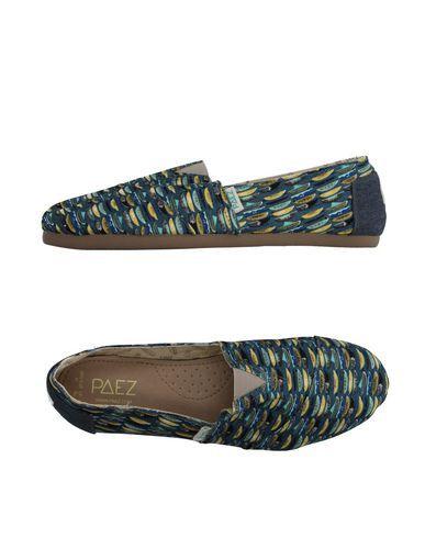 PAEZ Men's Low-tops & sneakers Pastel blue 10 US