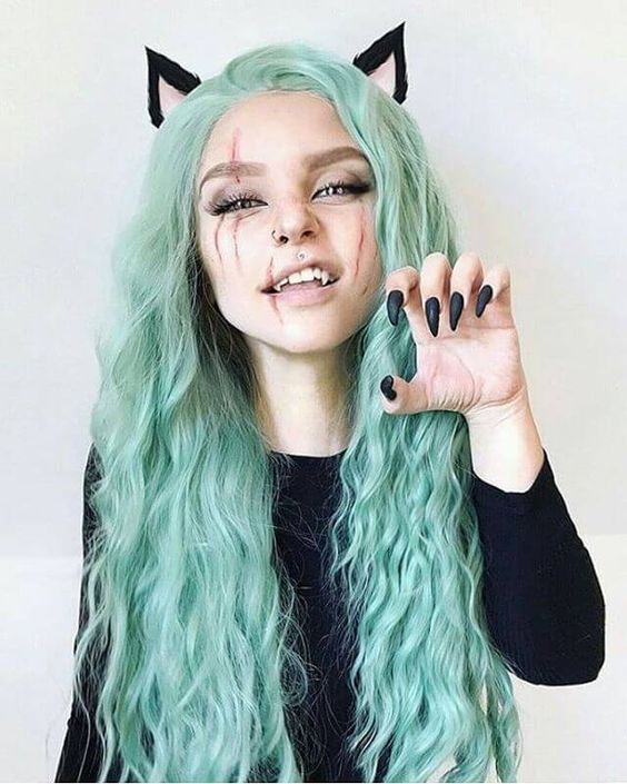 100+ Halloween Makeup Ideas which are Scary, Spooky & devilious – Hike n Dip