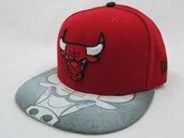 f3348aaa0f683 Resultado de imagen para gorras planas chicago bulls