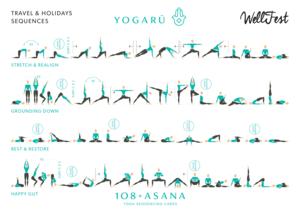 yogabeach  yoga sequences vinyasa yoga yoga flow