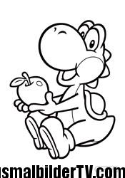 Malvorlagen Yoshi Super Mario Coloring Pages Mario Coloring Pages