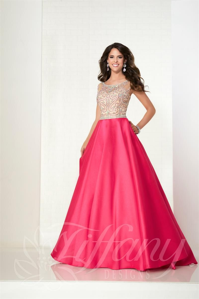 Tiffany 16308 Dress | Dreamboard | Pinterest | Tiffany, Tiffany prom ...