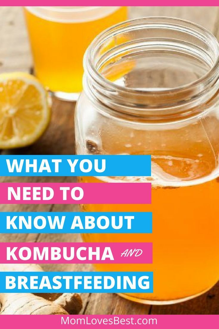 can i drink kombucha while pregnant or nursing  drinking