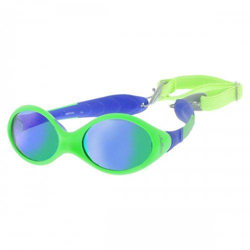 Julbo groen / blauwe kinderzonnebril model Looping bij 4ActiveKidz in online winkelstad Stad.nl.
