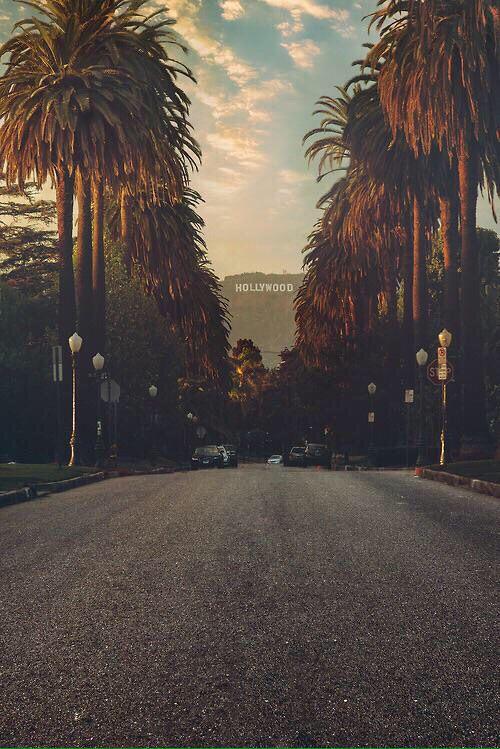 Lets walk at California