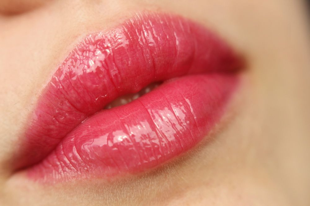 Manhattan OH MY GLOSS! Mon Cherry