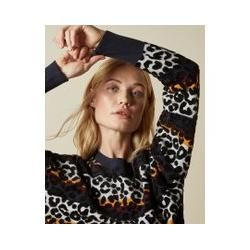 Photo of Leopard und Streifenpullover Ted Baker