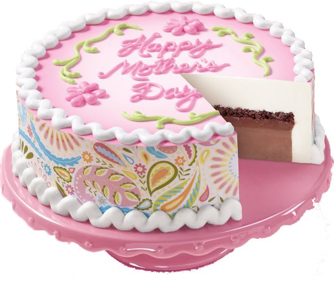 Astonishing Create A Custom Made Cake Just For Mom At Dairy Queen Starting At Personalised Birthday Cards Epsylily Jamesorg