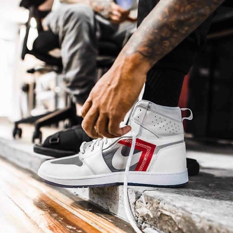 Surgeon Custom Air Jordan 1 X Nike