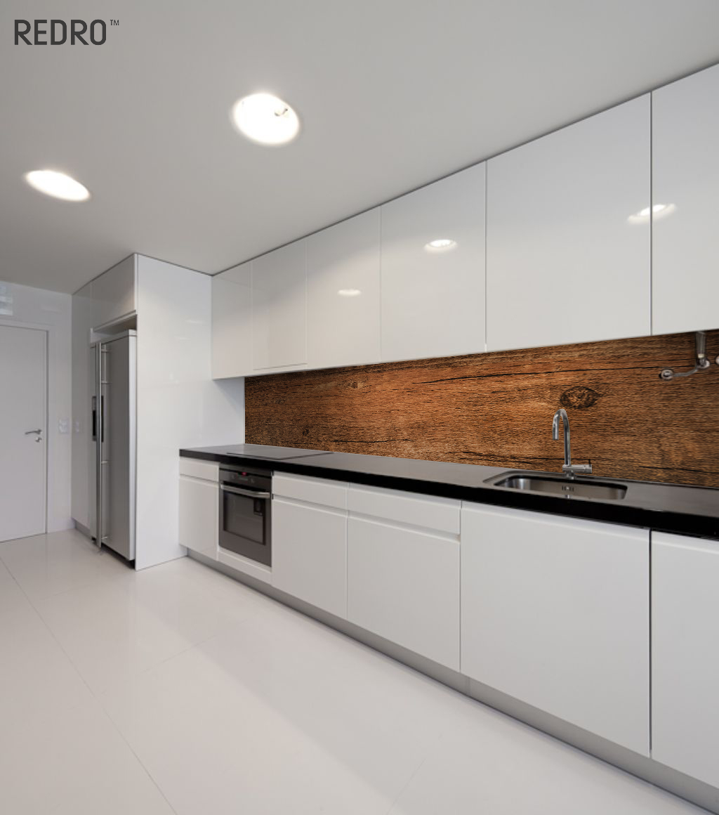 Modern Kitchen Ideas With White Cabinets: FOTOTAPETA: Drewno Tekstury Tła (28004766)