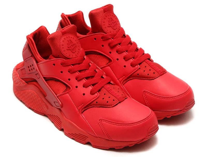 Nike Air Huarache Octubre Rojo