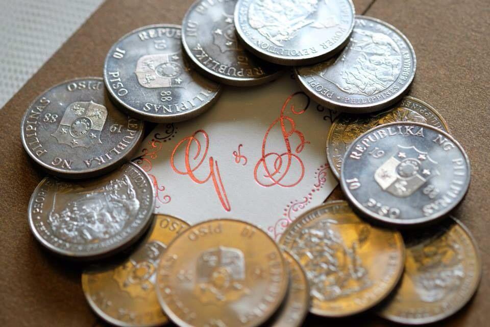 wedding coins philippines