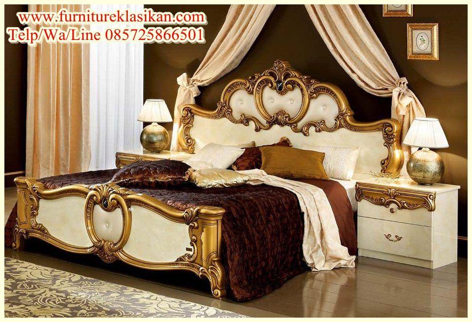 Desain Tempat Tidur Jati Desain Kamar Tidur