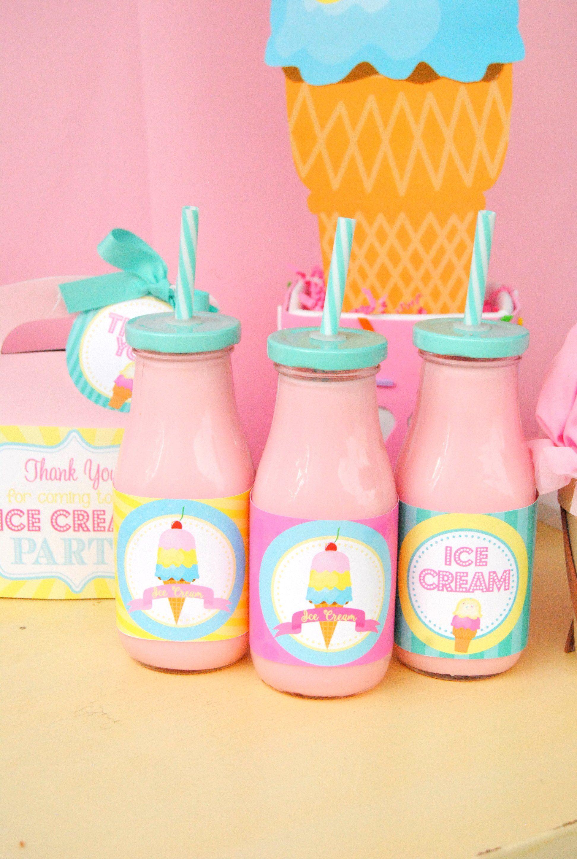 Ice Cream Party - ICE CREAM Printables - Ice Cream - Sweet Shop ...