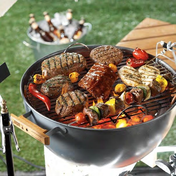 How to Plan the Ultimate Backyard Barbecue Barbecues, Backyard
