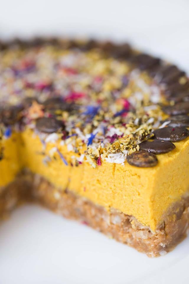 golden milk pie mit s kartoffeln rezept pinterest kuchen backen und. Black Bedroom Furniture Sets. Home Design Ideas