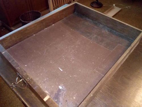 Alter Schreibtisch, ca 80 - 100 Jahre alt in Saarland - Dillingen ...