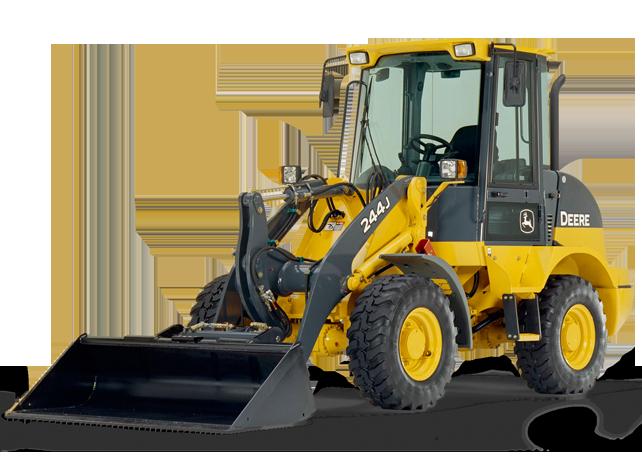 John Deere 244j Attachments : John deere j wheel loader jd construction equipment