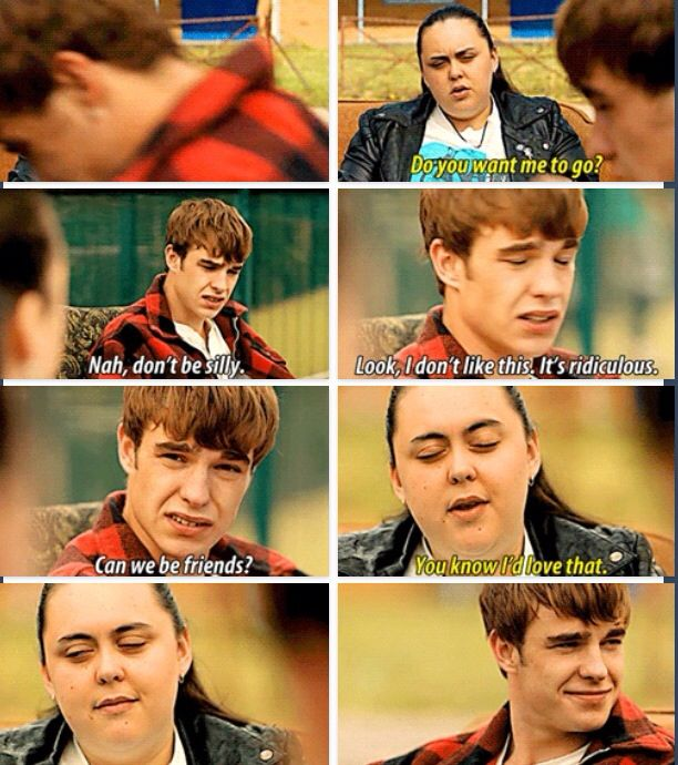 Pin On Telly My Mad Fat Diary