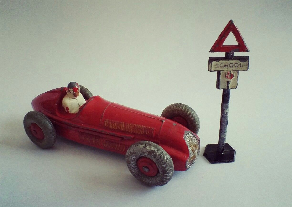 dinky toys racing cars | antique toys ; ) | Pinterest | Toy