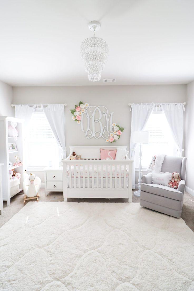 Olivia's Nursery Reveal Bullard (With images