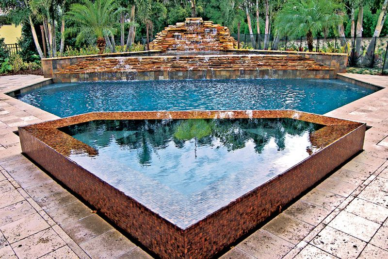 Pool tiles amazing glass mosaic tile sheet austin tx with for Pool design book