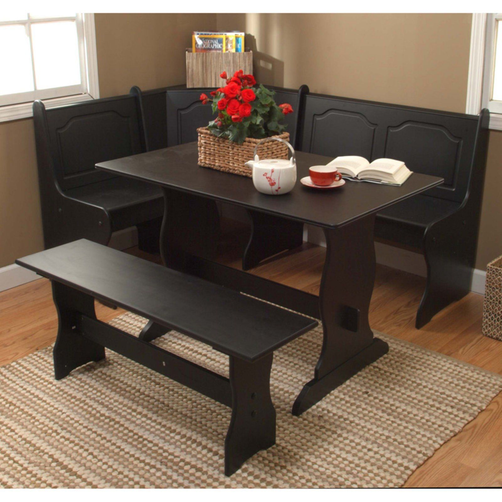 Home In 2020 Corner Dining Set Dining Table With Bench Dining