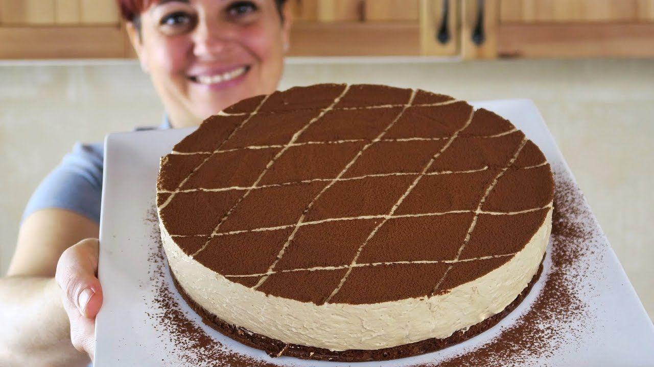 Torta mousse al caffe 39 ricetta facile fatto in casa da for Gnocchi di ricotta fatto in casa da benedetta