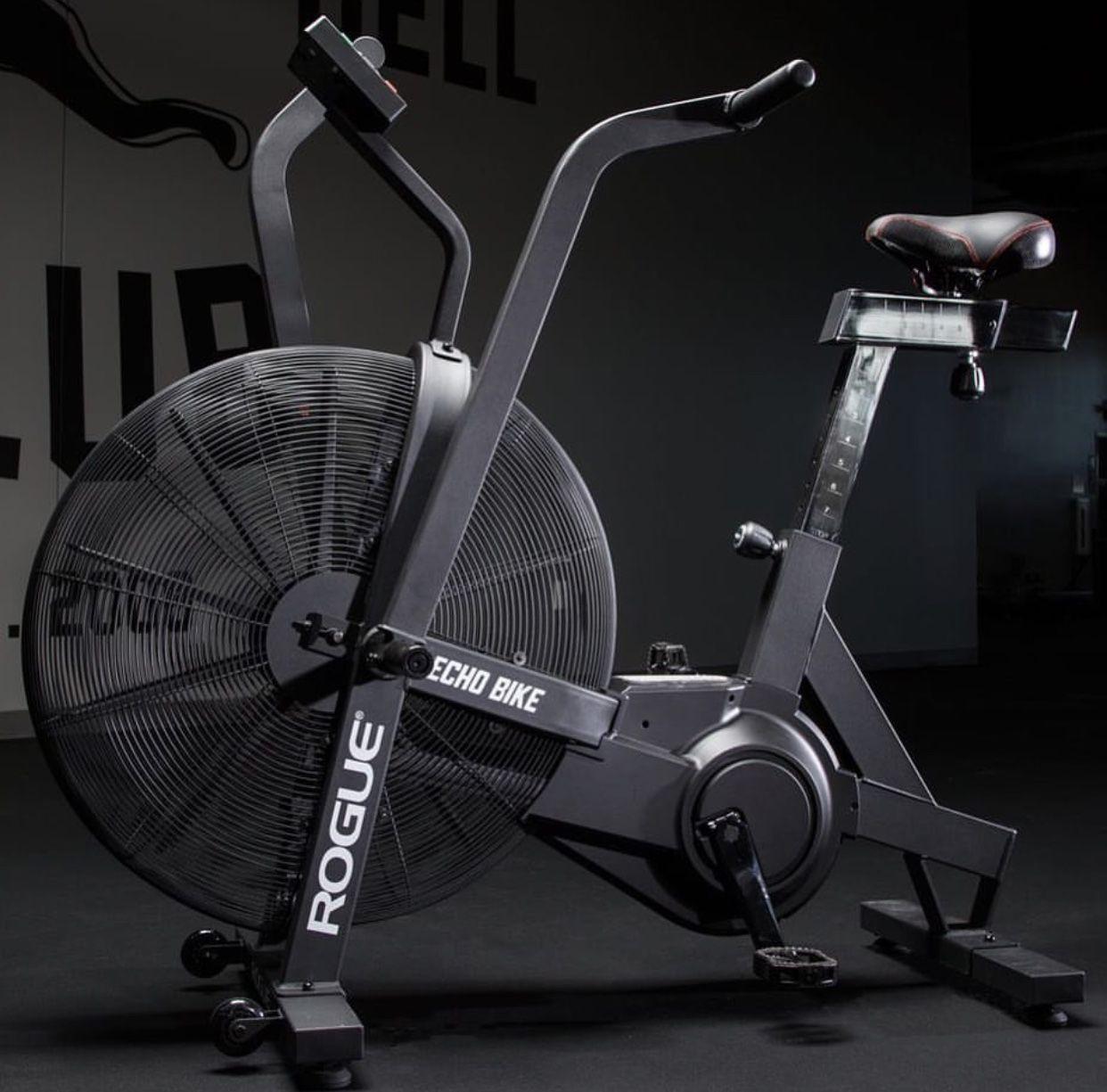 Pin by BarBend on CrossFit Assault bike workout, Biking