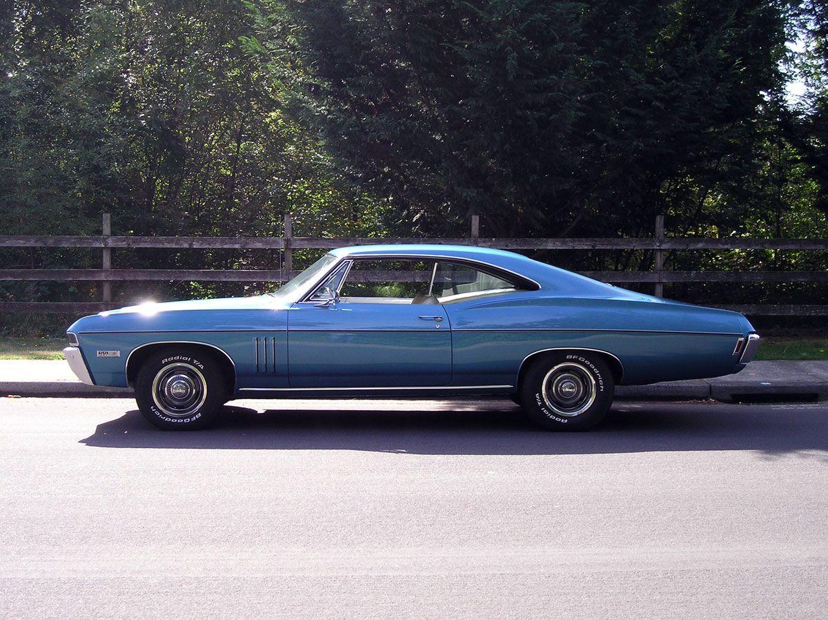 1968 Ss427 Photo Gallery Page 3 Chevy Impalas Pinterest Impala Ss 427