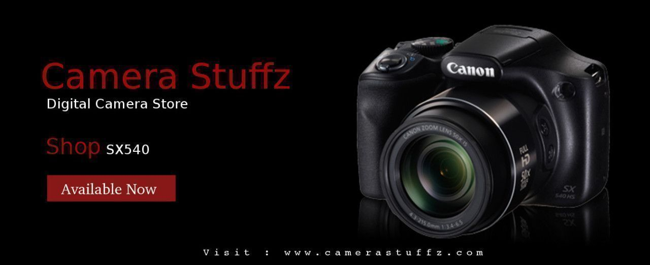 Camera Stuffz your local canon digital camera store in Los Angeles ...