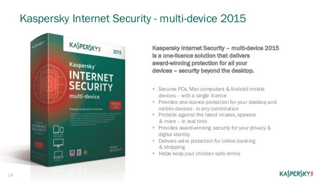 kaspersky internet security multi device 2015 50 discount. Black Bedroom Furniture Sets. Home Design Ideas