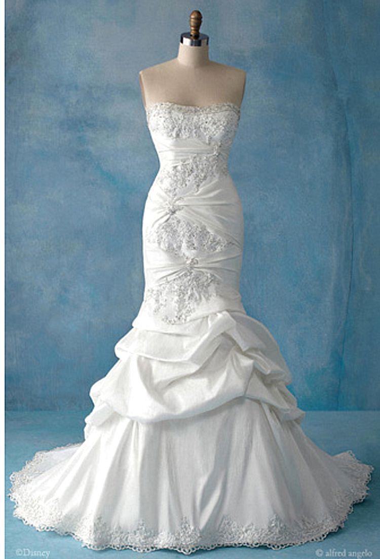 Disney Ariel Inspired Wedding Dress Ariel Wedding Dress Disney Wedding Dresses Disney Princess Wedding Dresses [ 1103 x 750 Pixel ]