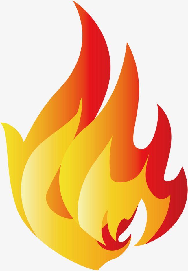 Les Flammes De Dessins Animes Flamme Dessin Centro De Feu Png
