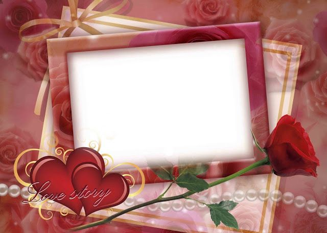 love photo frames free download