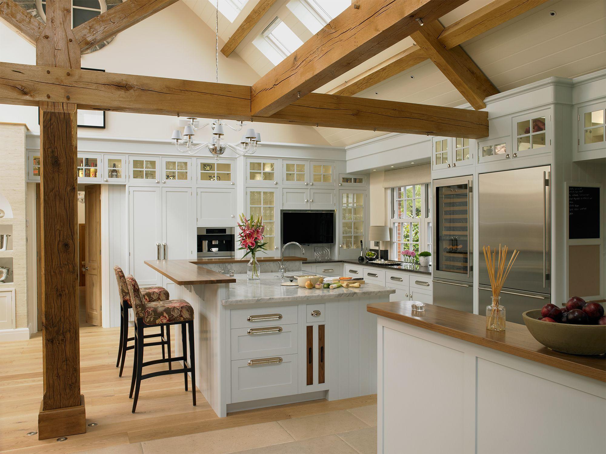 Luxury Bespoke Kitchens New England Collection Mark