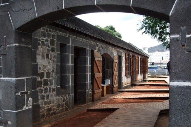 World Heritage Site: Aapravasi Ghat, Mauritius is the site ...