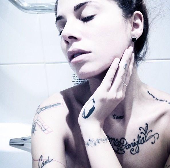 Christina Perri's tattoos are soo cute! | tattoos ...